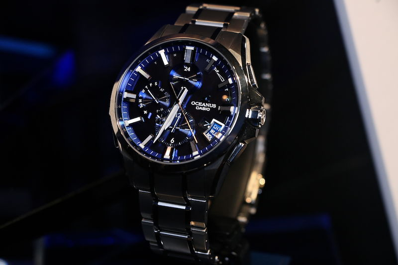 [Live Photos] Oceanus OCW-G2000 with connected Engine 3-way