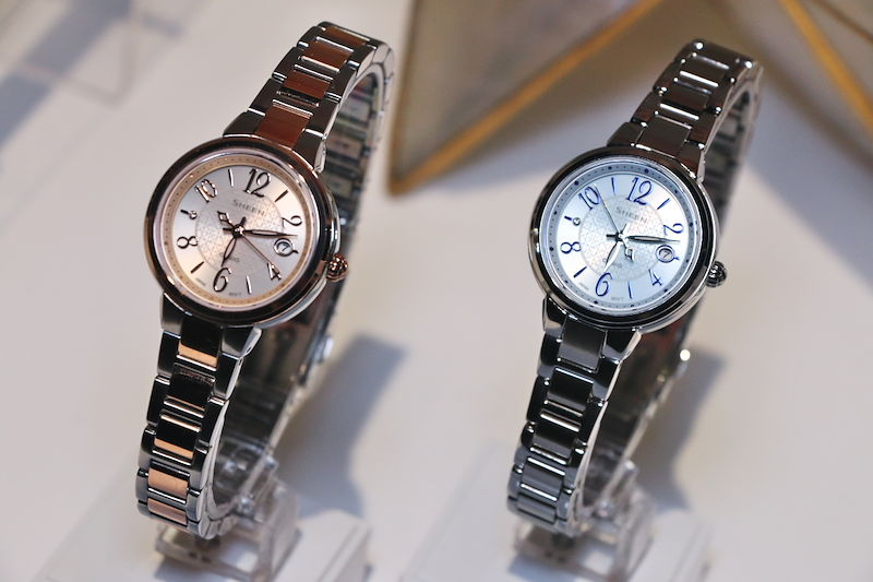 [Live Photos] Sheen SHS-4503SPG-9A and SHS-4503D-2A with Arabic indexes
