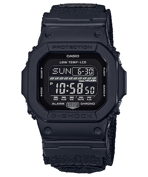 How to set time on G-Shock GLS-5600 / Casio 3178