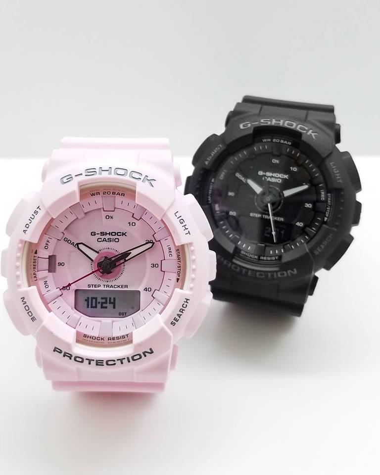 [Live Photos] Baby-G GMA-S130 with Step Count Function