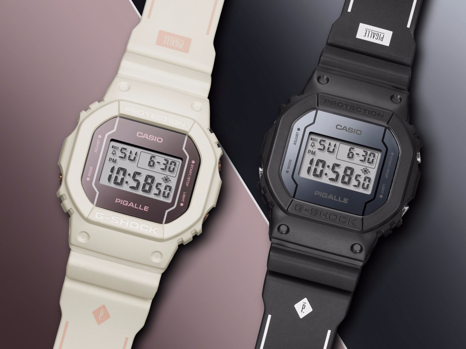 [Official] G-Shock DW-5600 x French Streetwear Brand Pigalle Limited Models