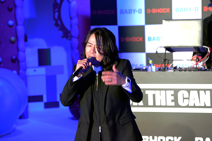 [Live Photos] G-Shock and Baby-G LOVER'S COLLECTION and Akasaka Sacas