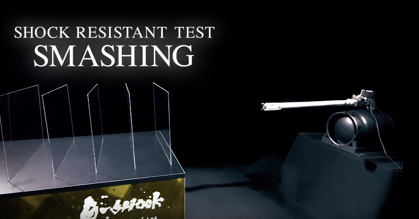 [Video] G-Shock MRG-G1000 Challenge The Limits — Impact resistance test