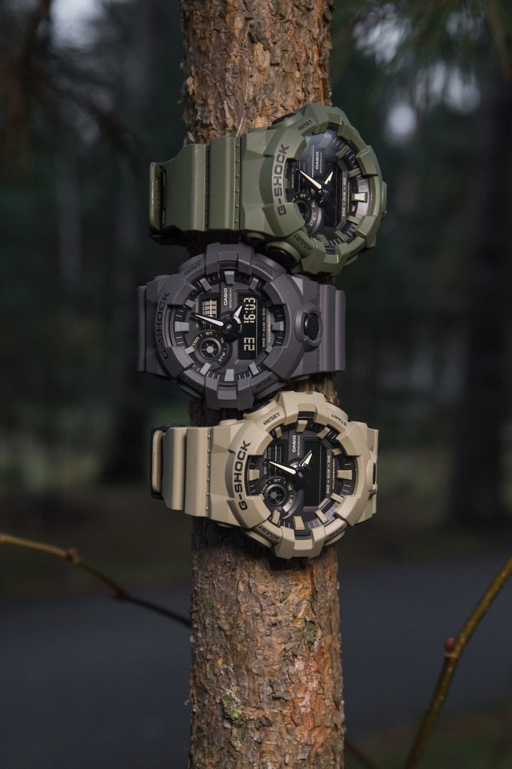 [Live Photos] G-Shock GA-700UC Ultimate Lookbook