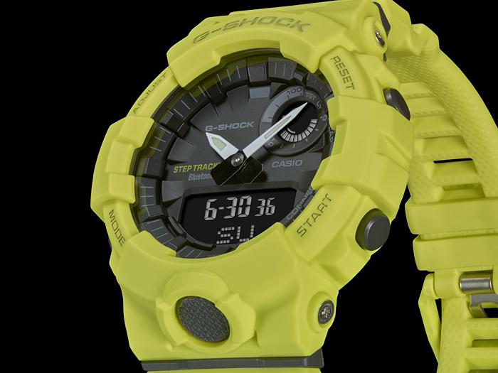 [Promo] G-Shock GBA-800-9A with Step Tracker and Bluetooth