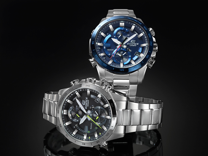 [Promo] Edifice EQB-900 — with Countdown Timer and Without World Time