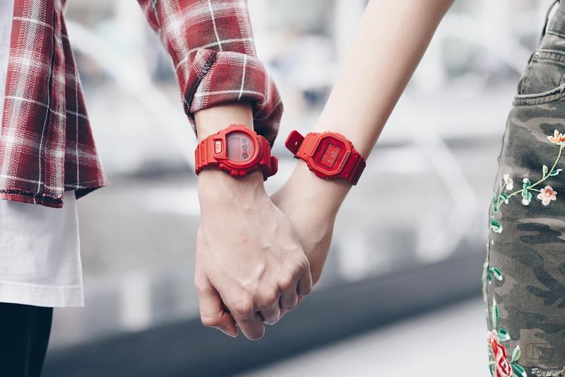 [Live Photos] G-SHOCK 35th x RED OUT Collection Lookbook