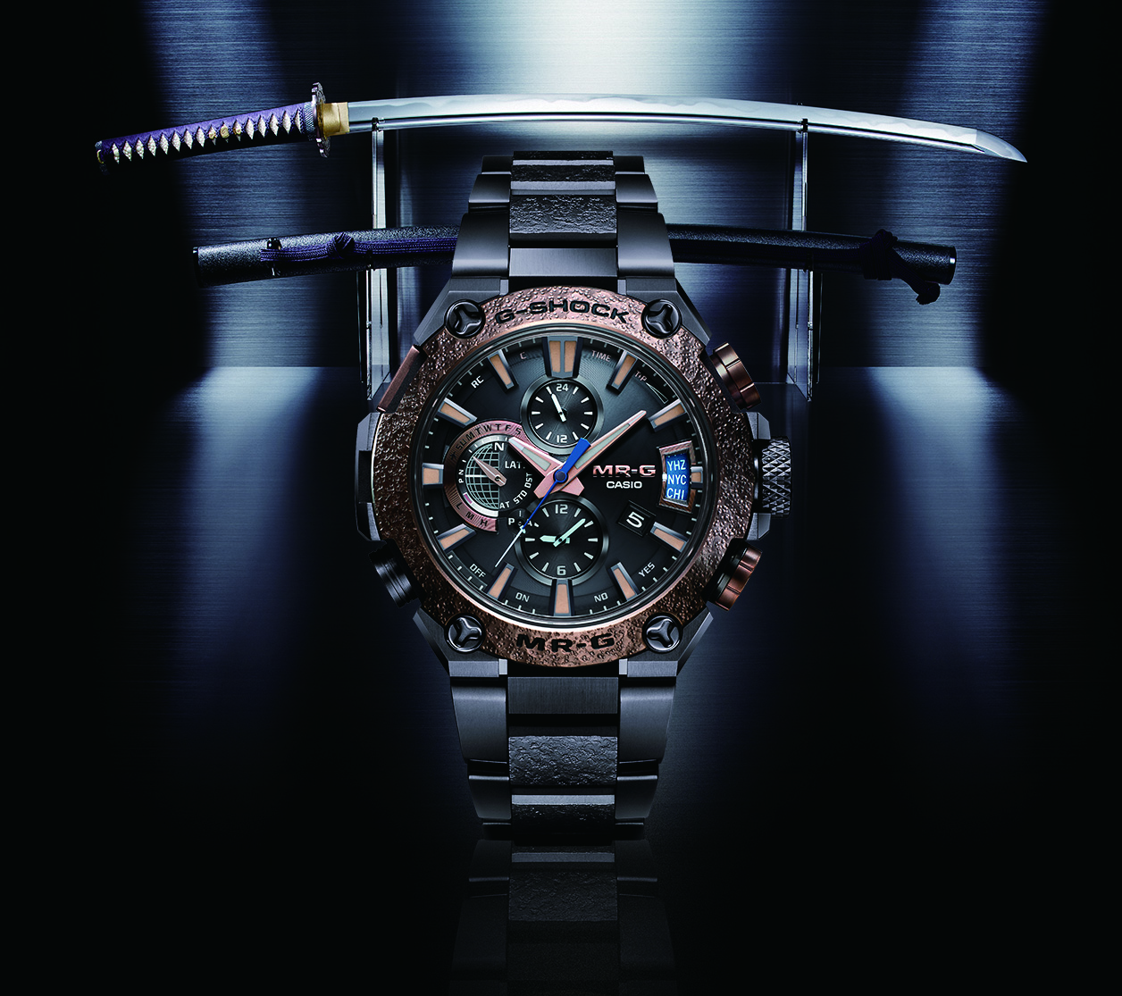 [Official] G-Shock MRG-G2000HA — Special Edition Connected MR-G at Baselworld