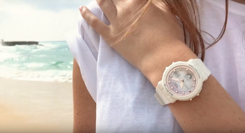 [Video] Baby-G BGA-250 and 2018 Spring/ Summer Promotion Movie