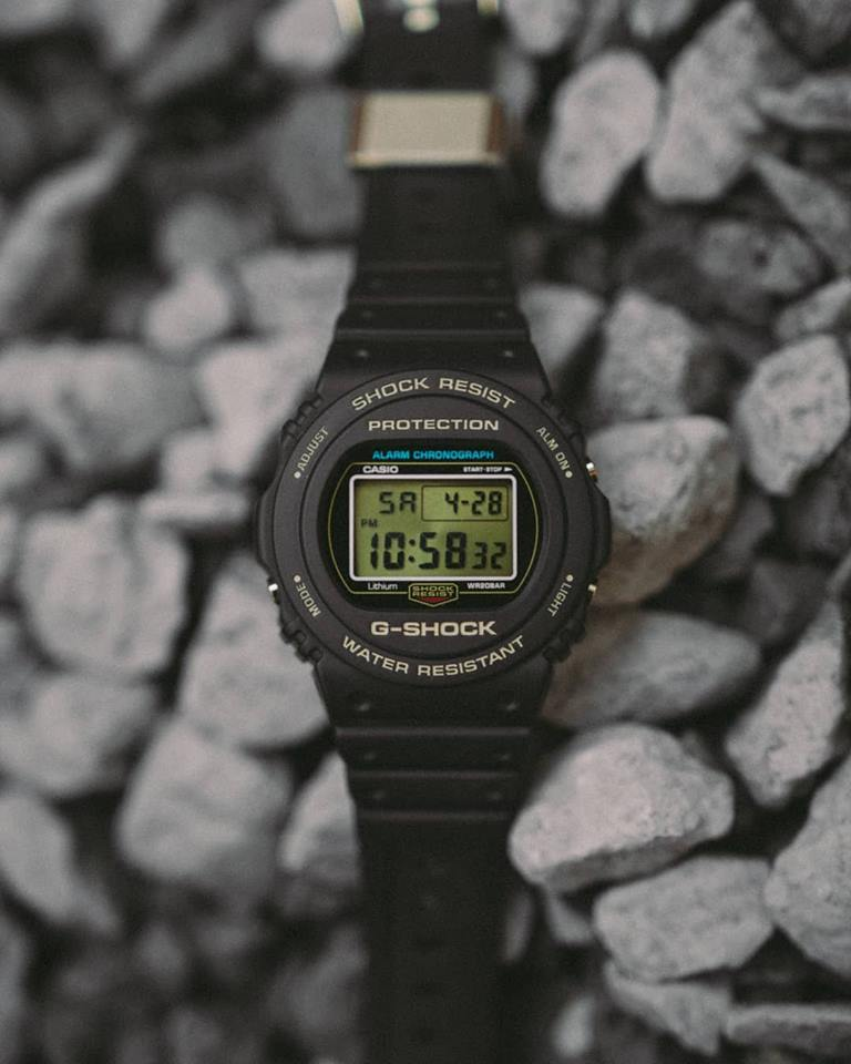 [Live Photos] G-Shock 35th Anniversary Gold Origin Collection