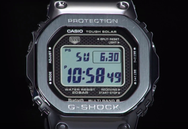 [Video] G-Shock Challenge for absolute toughness