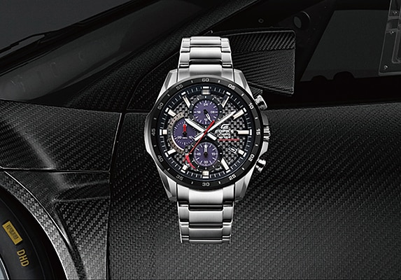 [Official] Edifice EQS-900DB-1AV — Motorsports-Inspired watch with Carbon Fiber Dial