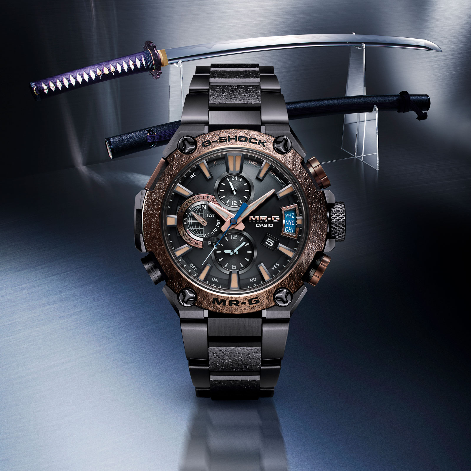 [Official] G-Shock MRG-G2000HA-1 — Special Edition Connected Timepiece