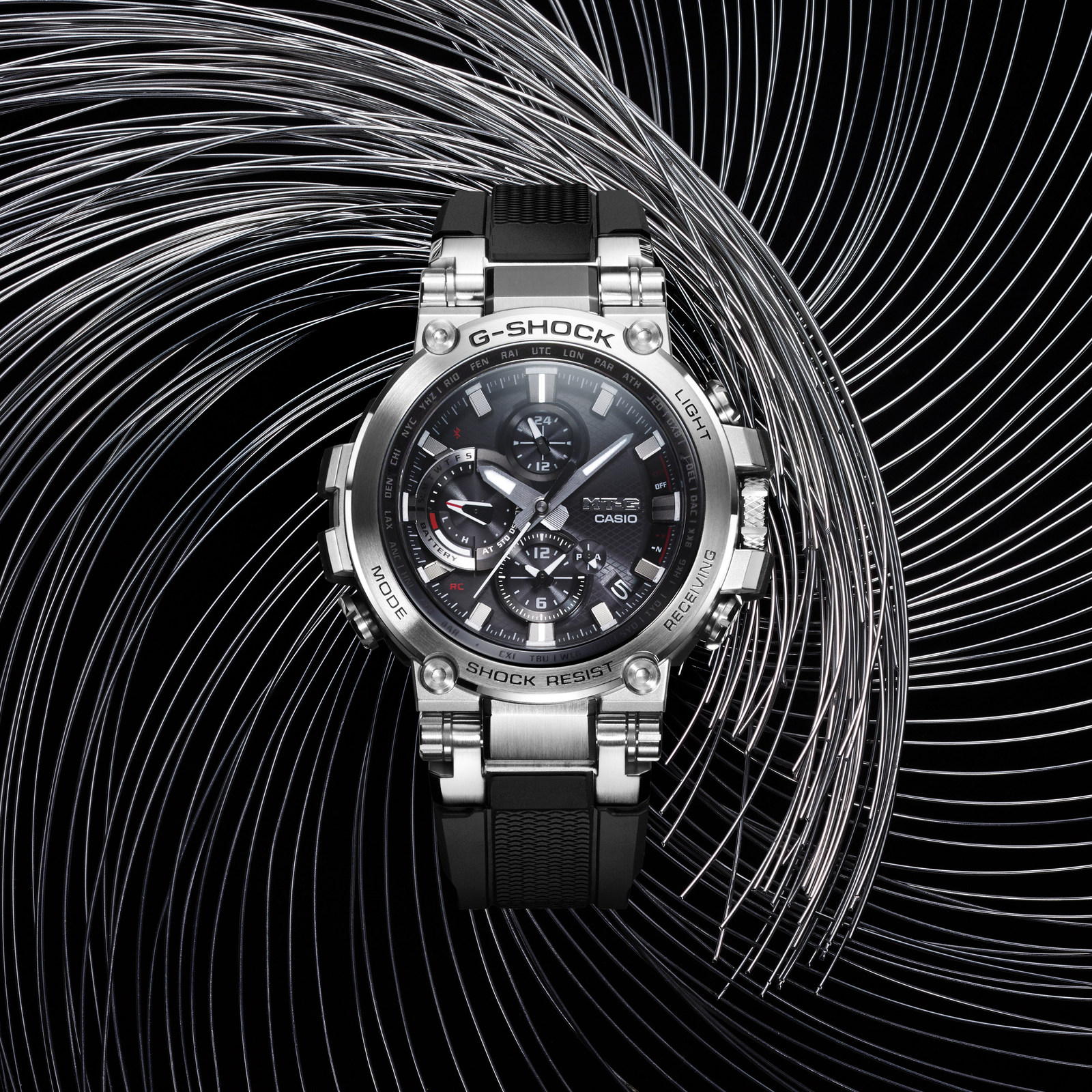 [Official] G-Shock MTG-B1000 — Luxury Line Connected watch