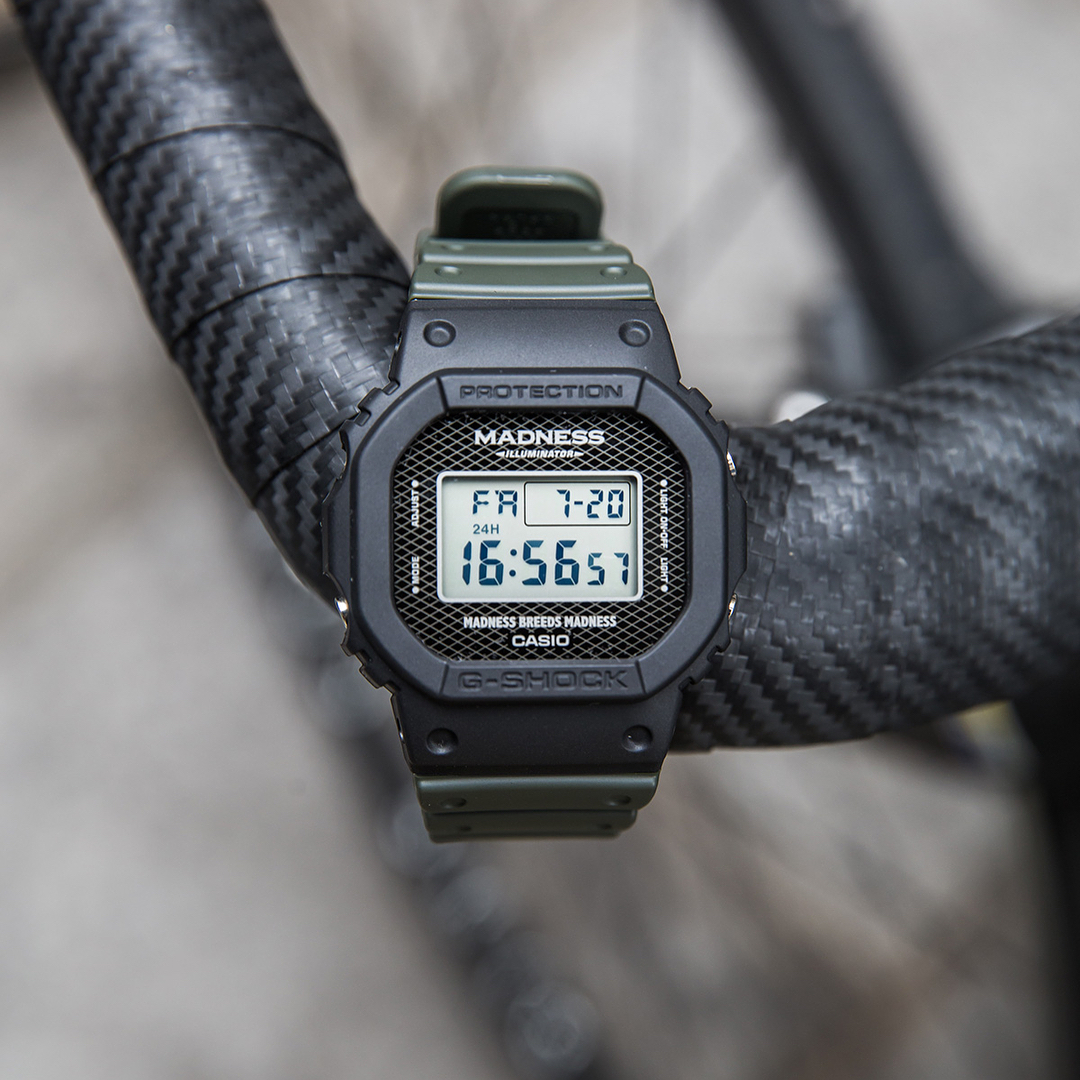 G Shock Dw 5600 X Madness Limited For 35 Anniversary