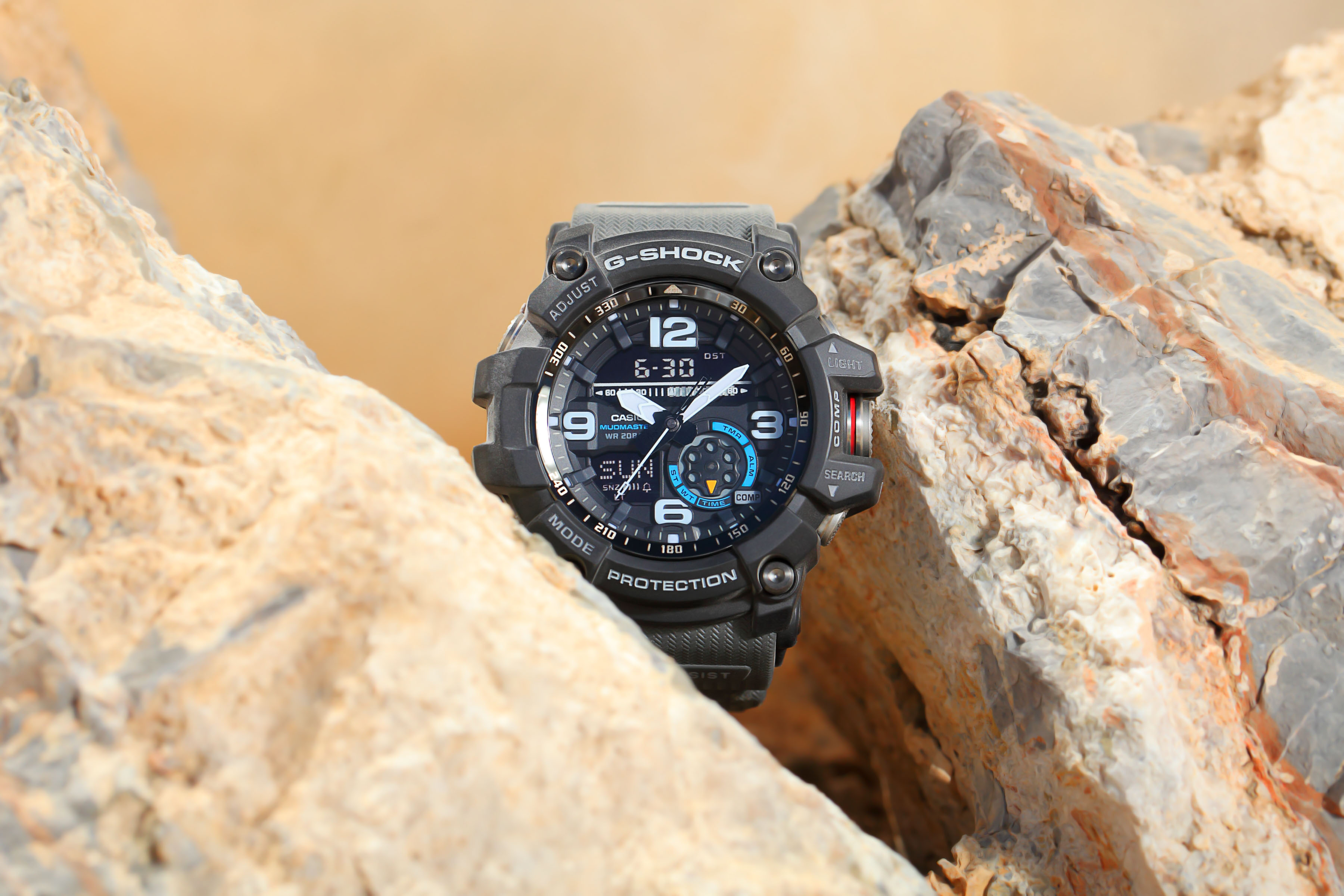 [Official] G-Shock GG-1000-1A8 — Latest Colorway For Men's Mudmaster