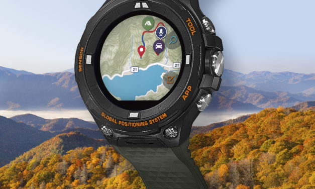 [Official] Casio ProTrek Smart WSD-F20AGN — New Fall Colorway