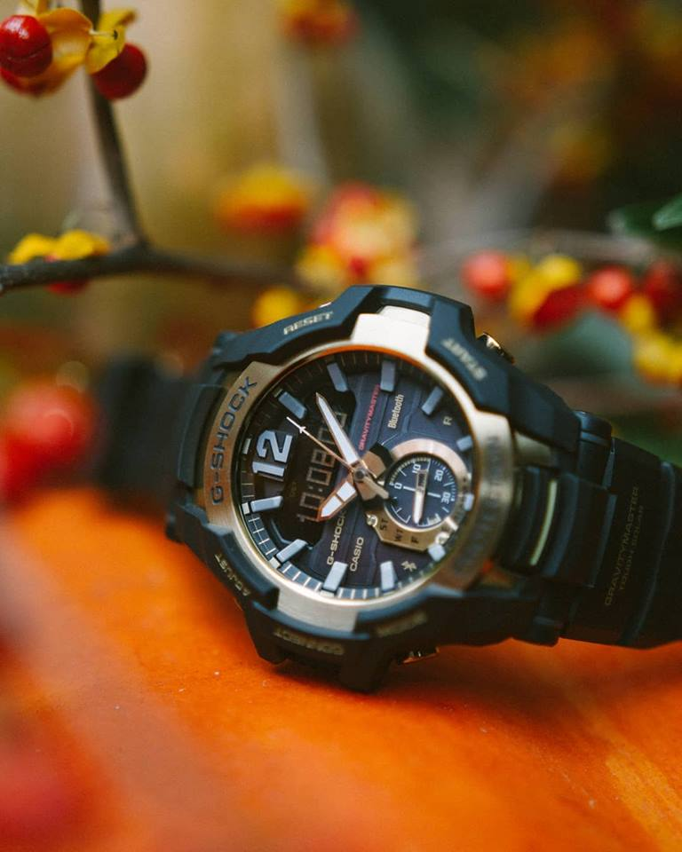 G Shock Gr B100gb 1a The New Colorway For Gravitymaster