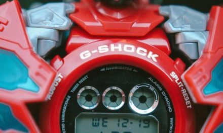 [Live Photos] G-Shock DW-6900TF — The Partnership with Transformers