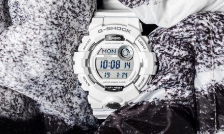 [Live Photos] G-Shock GBD-800-7 — Set your sights just a little further