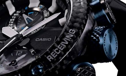 [Live Photos] G-Shock GWR-B1000 with New Carbon Core Guard Structure