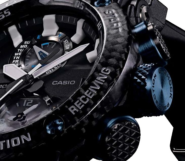 a22df445fb80  Live Photos  G-Shock GWR-B1000 with New Carbon Core Guard Structure