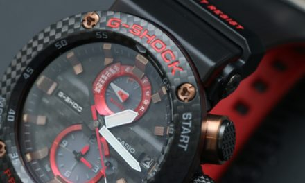 [Live Photos] G-Shock GWR-B1000X Limited For Baselworld 2019