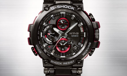 [Official] G-Shock MTG-B1000RB-2A — A New Connected MT-G In Vibrant Red Colorway