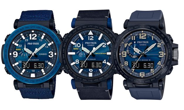 ProTrek 2019 — New Arrivals Only — Monthly Update
