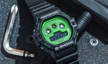 [Live Photos] G-Shock DW-5900RS-1 Hot Rock Sounds Series