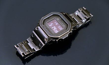 [Live Photos] G-Shock GMW-B5000V — vintage-style full metal model