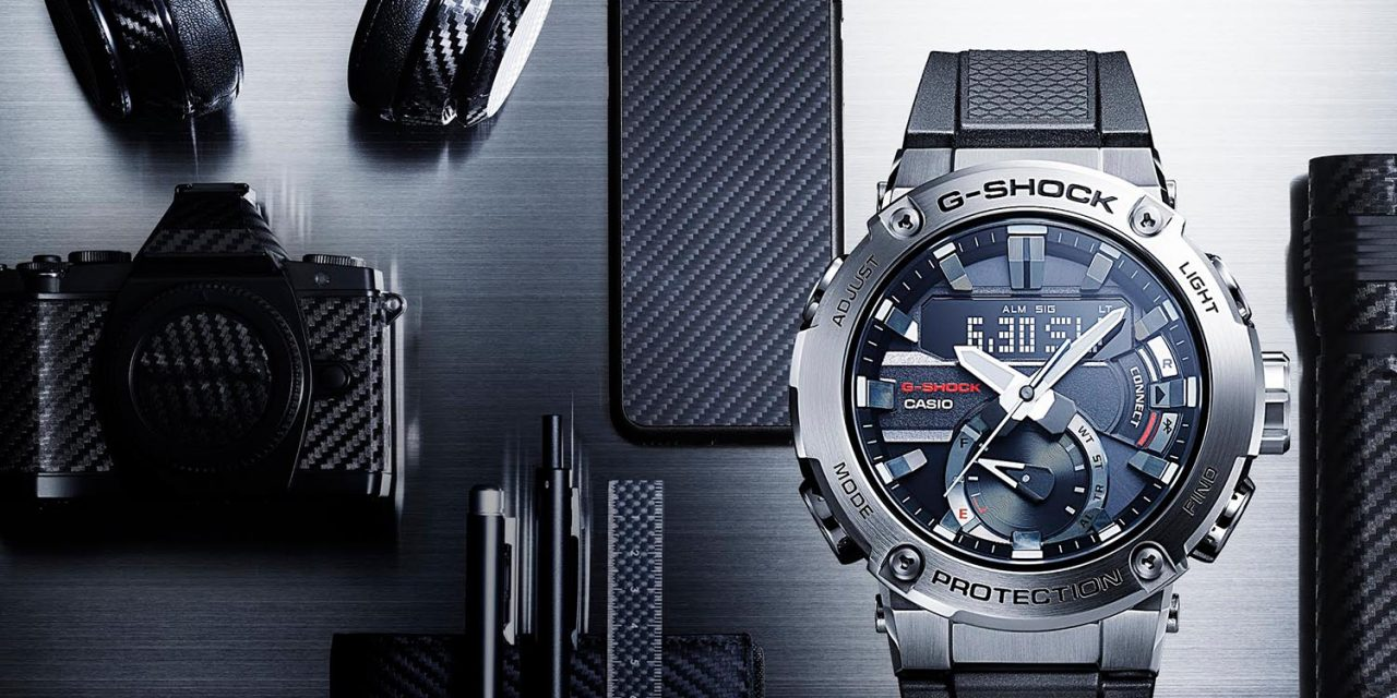 [Official] G-Shock GST-B200 —  Latest G-Steel To The Men's Carbon Series