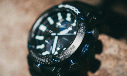 [Live Photos] G-Shock GWR-B1000 — Tough, Lightweight and Powerful