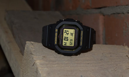 [G-Shock Review] GW-B5600BC-1 — Ultralight and Ultra-functional