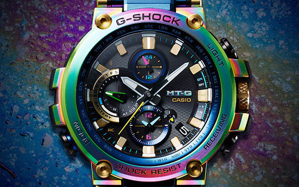 [Official] G-Shock Announces Retail Availability Of MTG-B1000RB-2A