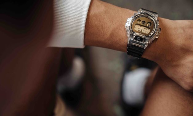 [Live Photos] G-Shock Applies a Transparent Design to Its Most Popular Watches