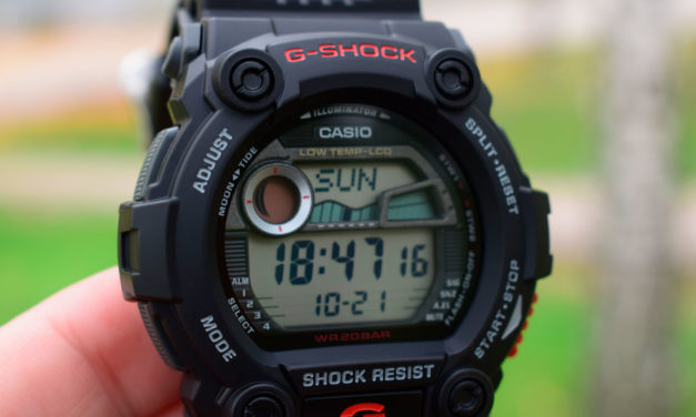 [G-Shock Review] G-7900-1ER – When the Old Gives Odds to Young