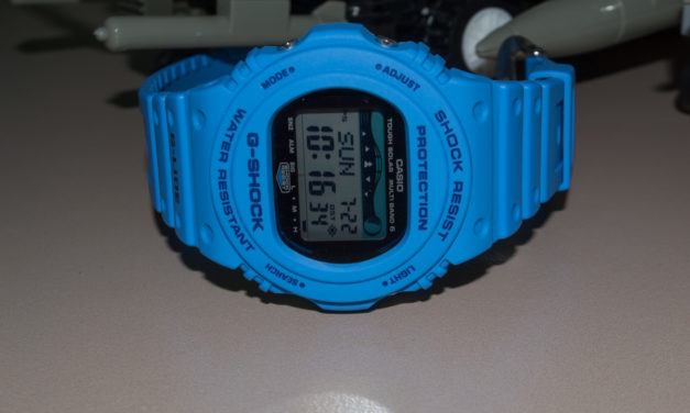 [G-Shock Review] GWX-5700CS-2ER – Surfing, Interval Timer and other