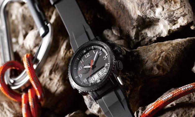 [Live Photos] ProTrek PRW-50 — Design that stimulates the outdoor mind