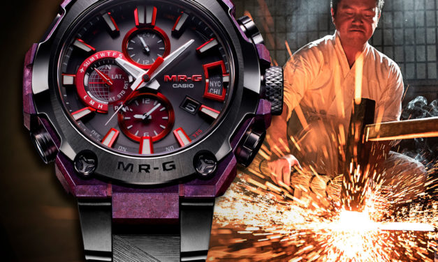[Official] G-Shock Announces Retail Availability Of Titanium MRG-G2000GA-1A