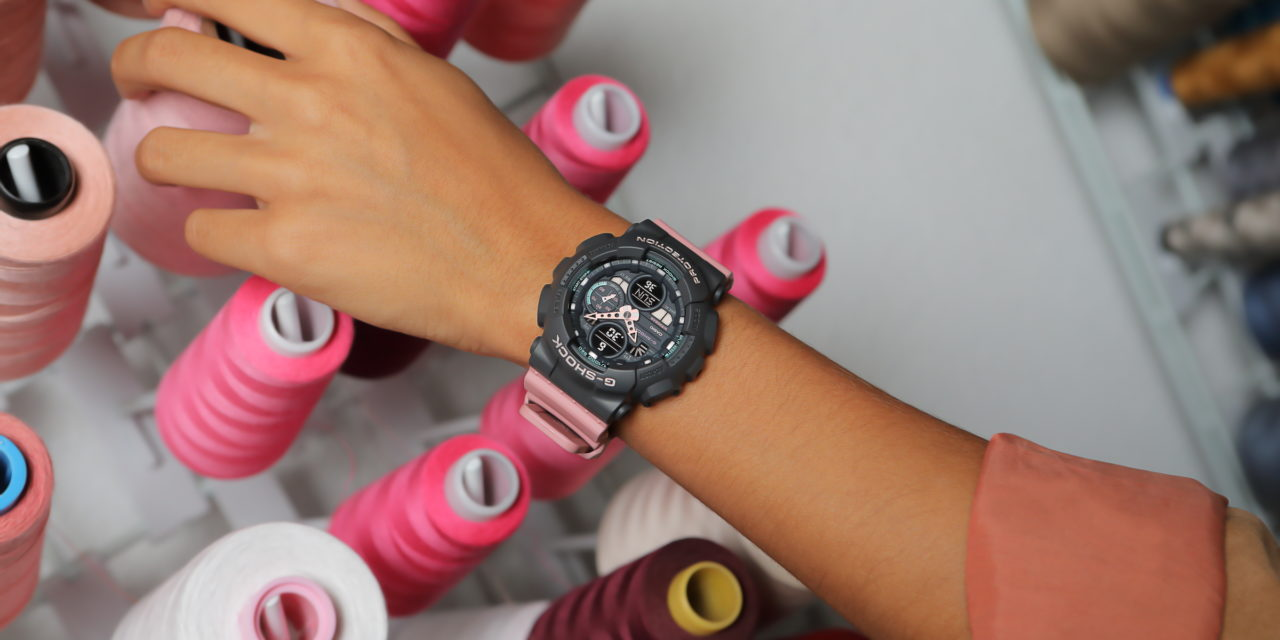 [Live Photos] G-Shock GMA-S140 and 24 HOURS OF TOUGHNESS with EMILY OBERG