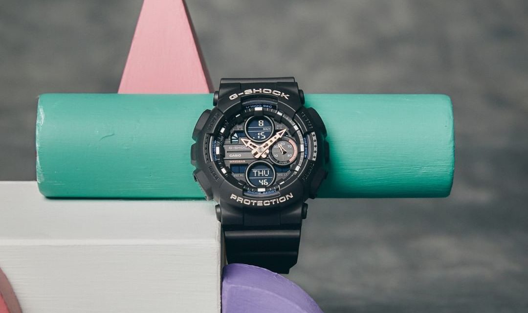 [Live Photos] G-Shock GMA-S140 — Bring The best