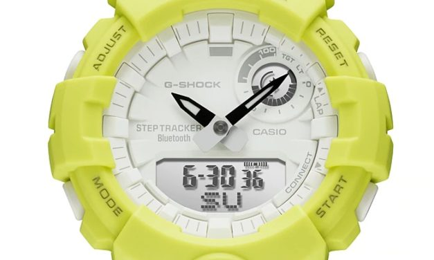 [Official] G-Shock GMA-B800 — Sports Watch for the G-SQUAD Series