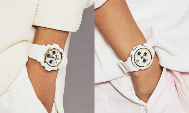 [Live Photos] G-Shock and Baby-G LOV-19A-7A Lover's Collection