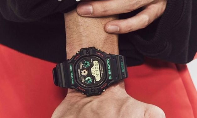 [Live Photos] G-Shock DW-5900TH and Baby-G BGD-570TH-1 THROWBACK 1990s