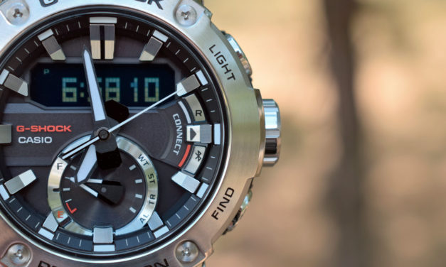 [G-Shock Review] GST-B200-1A — When Steel Is Level-up