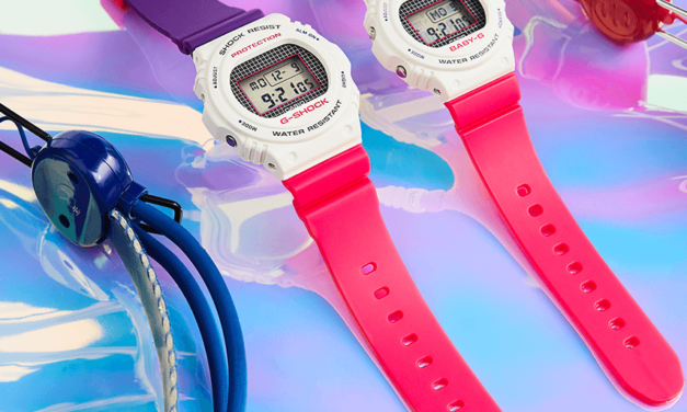 [Live Photos] G-Shock and Baby-G Twrowback Music Collection for 90-s
