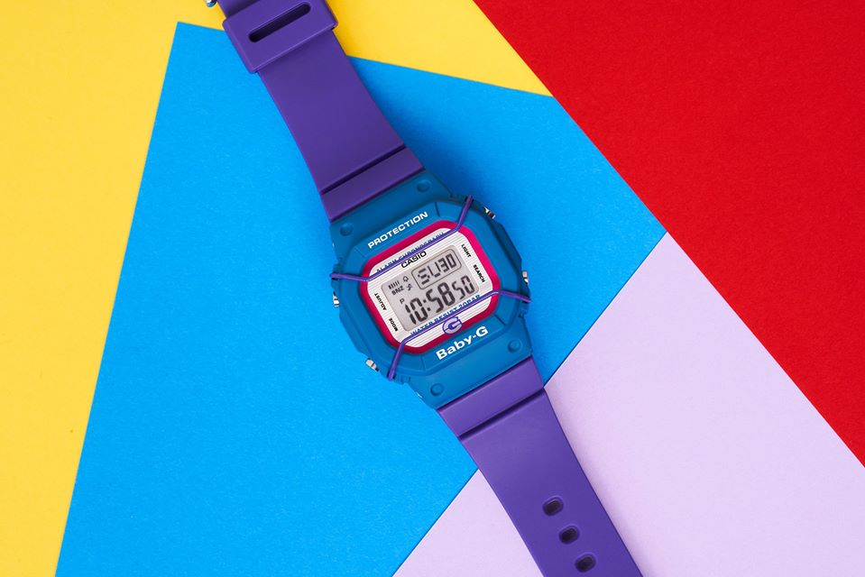 [Live Photos] Baby-G BGD-525F-6 for 25 anniversary