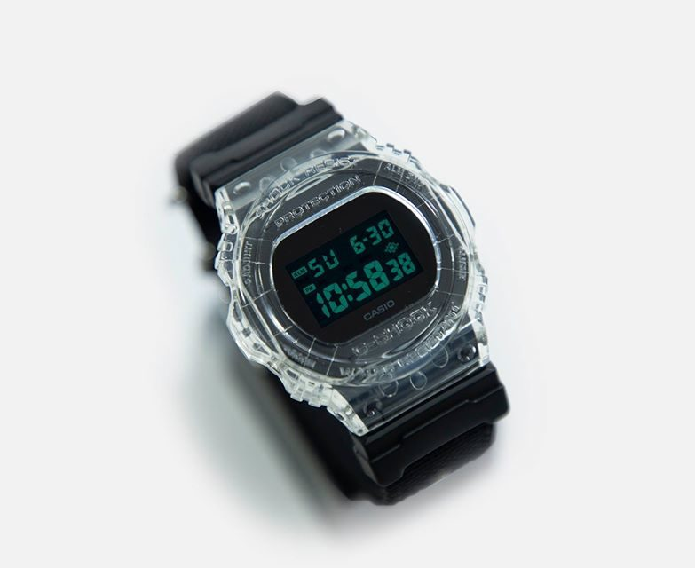 "[Live Photos] G-Shock DW-5750CL19-1 x ""CLOT"" (Juice Store Exclusive)"