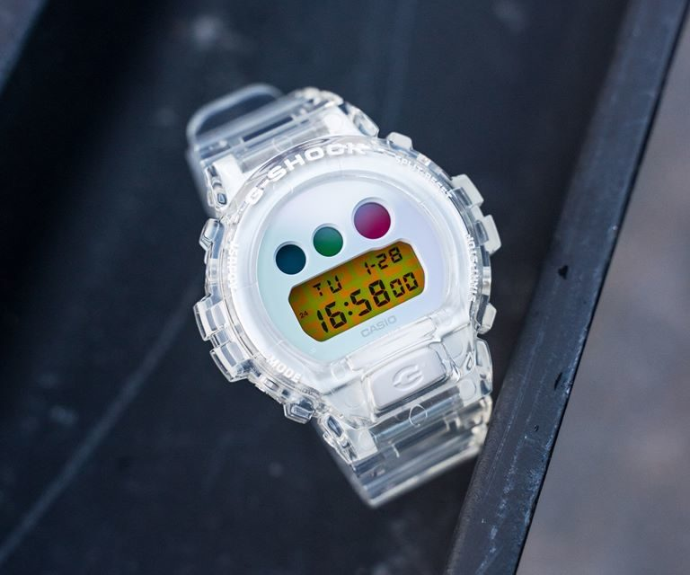 [Live Photos] G-Shock DW-6900SP-7 for 25th anniversary of 6900 case